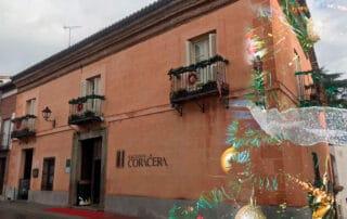 Restaurante para Navidad en San Martín de Valdeiglesias