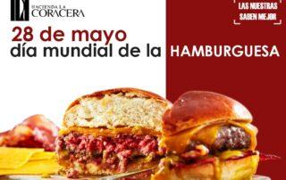 Día Mundial de la Hamburguesa con Restaurante 7 Capillas y Hacienda la Coracera