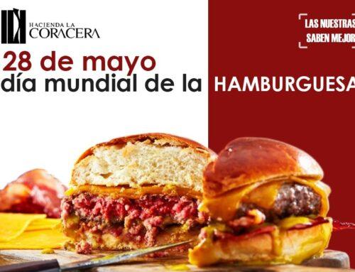 Día Mundial de la Hamburguesa con Restaurante 7 Capillas